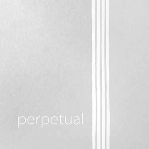 PIRASTRO Perpetual Violinsaite E mit Kugel (herausnehmbar), Stärke 26,7