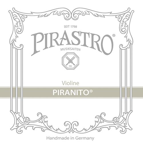 PIRASTRO Piranito Violinsaite D, mittel