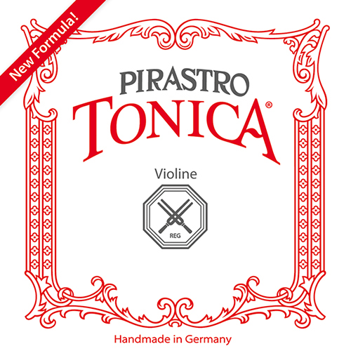PIRASTRO Tonica Violinsaite G Silber mittel
