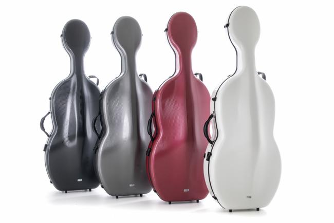 GEWA Pure Celloetui Polycarbonat 4.6