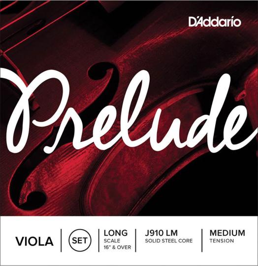 D´ADDARIO Prelude Violasaiten SATZ, medium