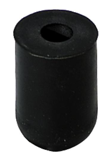 Stachelgummi zylindrisch für Cello