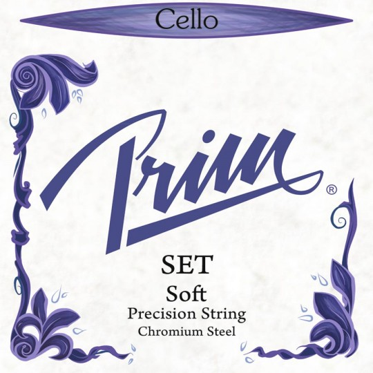 PRIM Precision Cellosaiten SATZ soft