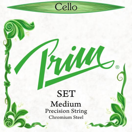PRIM Precision Cellosaiten SATZ medium