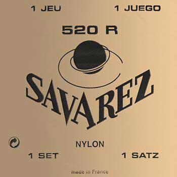 SAVAREZ Concert Gitarrensaiten SATZ, Medium Tension