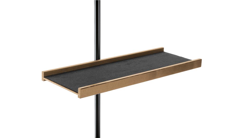 noten u instrumentenablage holz farbe nussbaum funiert kaufen. Black Bedroom Furniture Sets. Home Design Ideas